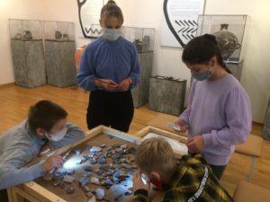 Тематическая экскурсия о выставке «От кубышки до амфоры. Тайны керамики»