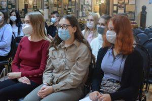 11 ноября началась производственная практика студентов Пензенского социально-педагогического колледжа