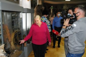 В Пензенском краеведческом музее открылась выставка «Степные острова — дом для сурка»