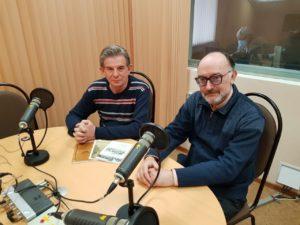 Запись программы «Урок краеведения» на «Радио России. Пенза»