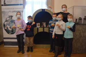 Занятие Краеведческой школы прошло в музее И.Н. Ульянова
