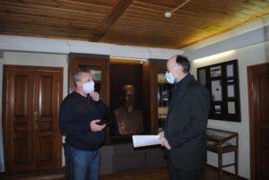 О новой выставке в музее В.О. Ключевского под названием «Пенза, семинария, ректор, инспектор» рассказывает публикация в газете «Аргументы и Факты»