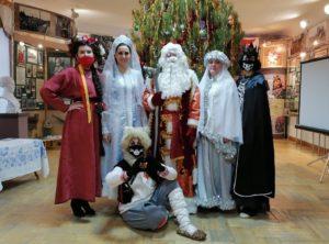Что случилось с Дедом Морозом?