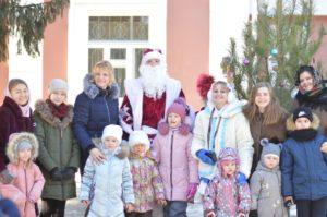 20 декабря в музее И.Н. Ульянова прошла первая ёлка!