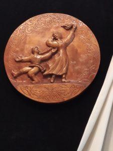 В Музее народного творчества можно познакомиться с работами пензенского резчика по дереву Т.Я. Борисова