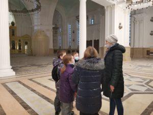 Пензенский краеведческий музей провел свои первые экскурсии по выставке «Золотое кольцо Сурского края»