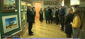 «Заповедная Россия»: в Пензенском краеведческом музее открылась выставка фотографий российской флоры и фауны
