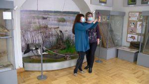 Пензенцам объяснили правила съемки селфи с музейными экспонатами