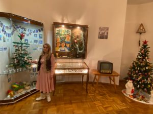 Выставка «Старый Новый год»
