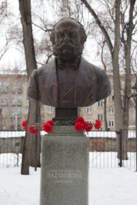 3 февраля — день памяти Лаврентия Загоскина