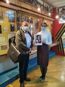 27 января Пензенский краеведческий музей в очередной раз присоединяется к акции #ЗояГерой, посвящённой Зое Космодемьянской
