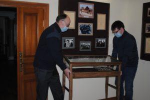 В музее В.О. Ключевского началась работа над новой выставкой «Музейные раритеты»