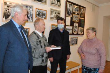 В музее И.Н. Ульянова открылась уникальная выставка «Владимир Елшанский — фотолетописец Пензенского края»