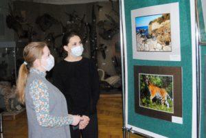 13 января открылась фотовыставка «Заповедная Россия»