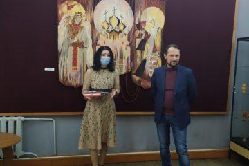 В Музее народного творчества состоялось открытие выставки «Взяв в руки резец» самарского мастера деревянной скульптуры Алексея Николаевича Котлярова