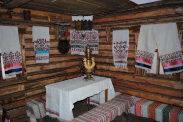 Полотенца из села Красная Дубрава на выставке «Мир пензенских сословий»