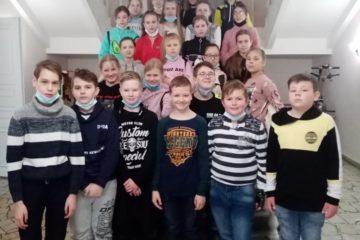 27 февраля в музее И.Н. Ульянова для пятиклассников Пензенской школы N18 прошёл квест «В поисках музейных невидимок»