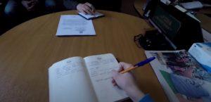 Один день сотрудника Пензенского краеведческого музея