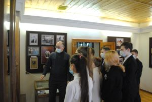 В музее В.О. Ключевского была проведена экскурсия для учеников 7-го класса средней школы №47