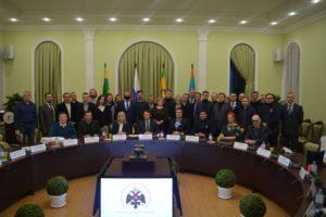 В Пензенском государственном университете прошло Общее собрание членов регионального отделения Российского военно-исторического общества