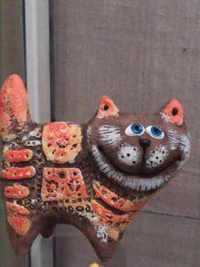 В Музее народного творчества начала работать выставка «В гармонии с человеком», посвященная Всемирному Дню кошки