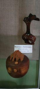 В музее народного творчества начала работать выставка «Резьба – искусство женское»