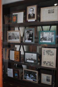 20 марта в музее В.О. Ключевского открылась выставка «Служение долгу», посвящённая 95-летию со дня рождения Георга Васильевича Мясникова (1926-1996)