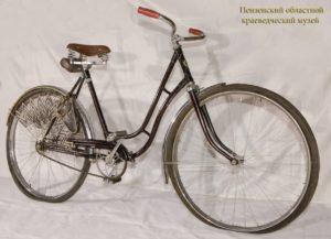 Велосипеды Пензенского краеведческого музея