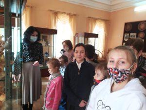 16 марта в Музее народного творчества прошла благотворительная экскурсия для учащихся Пензенской школы — интерната для глухих и слабослышаших детей