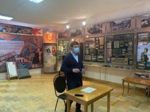 Сегодня в Пензенском краеведческом музее царит праздничная атмосфера!