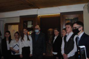 29 марта в музее В.О. Ключевского состоялся второй региональный этап игры «Умники и умницы Сурского края»