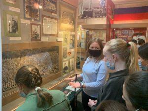 В преддверии весенних каникул активизировалось посещение Пензенского краеведческого музея