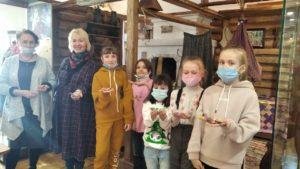 25 марта, в дни школьных каникул, музее И.Н. Ульянова прошло фольклорное мероприятие «Сорок сороков»