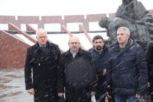 15 марта на территории Федерального военного мемориального кладбища Министерства обороны Российской Федерации в Мытищах прошла торжественно-траурная церемония передачи останков погибших воинов