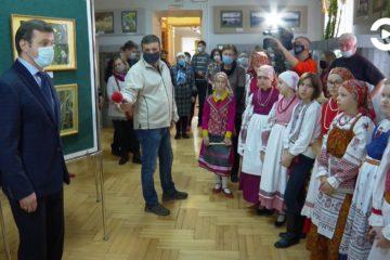 В пензенском краеведческом музее открылась фотовыставка орнитологов