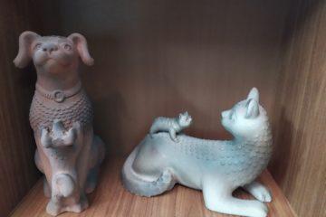 В коллекции абашевской керамики Музея народного творчества выделяются изделия пензенских керамистов Соловьёвых