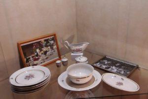 В музее И.Н. Ульянова начата подготовка выставки «Эпоха на блюдечке. Посуда советского периода», открытие которой назначено на 20 апреля