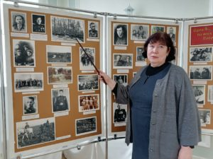Пензенский краеведческий музей начал работу по программе передвижных выставок, посвящённых 76-летию Великой Победы