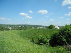 Археологическая карта Пензенской области. Юловское городище