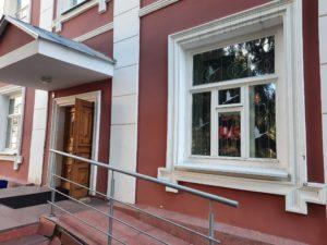 Музей И.Н. Ульянова присоединился к акции «Окна Победы»