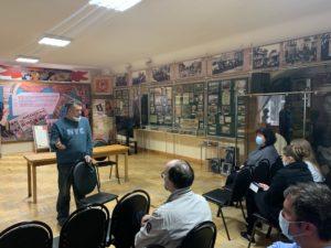 В связи с трагическими событиями в Казани для всех сотрудников ГБУК «Пензенский краеведческий музей» профилактическую беседу о противодействии терроризма