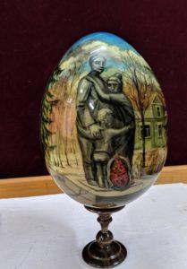 Весной приходит к нам главный праздник всего христианского мира – Пасха Христова