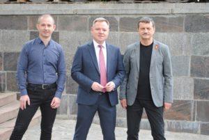 Сегодня Пензенский краеведческий музей посетили гости из ВГТРК Россия 1