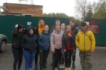 Волонтерская акция на Ново-Западном кладбище