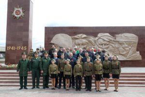 5 мая 2021 года в р.п. Шемышейка состоялось торжественное открытие обновлённого памятника воинам-землякам, погибшим в годы Великой Отечественной войны