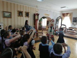 В последние дни мая в Пензенском краеведческом музее традиционно много посетителей
