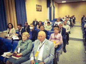 Весь день 21 мая в Орловской области проходит Первый семинар РВИО «Лучшие практики деятельности патриотической и военно-исторической направленности».