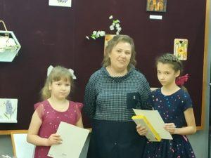 В Музее народного творчества состоялось открытии выставки «Рядом с наставником», посвященная Международному Дню защиты детей