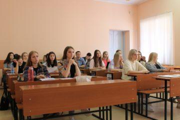 Исторический час со студентами Пензенского филиала Финансового университета при Правительстве РФ