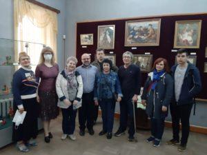 В музее народного творчества состоялось открытие выставки «Наследники абашевских мастеров»